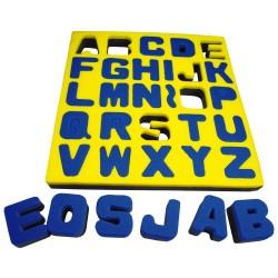 Capital Letter printing sponges