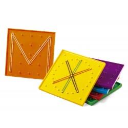 Pinboard: circle/square
