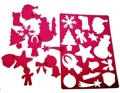Super plantilla: Navidad