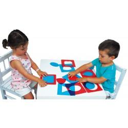 Montessorischablone