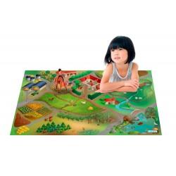 Farm Traffic Carpet