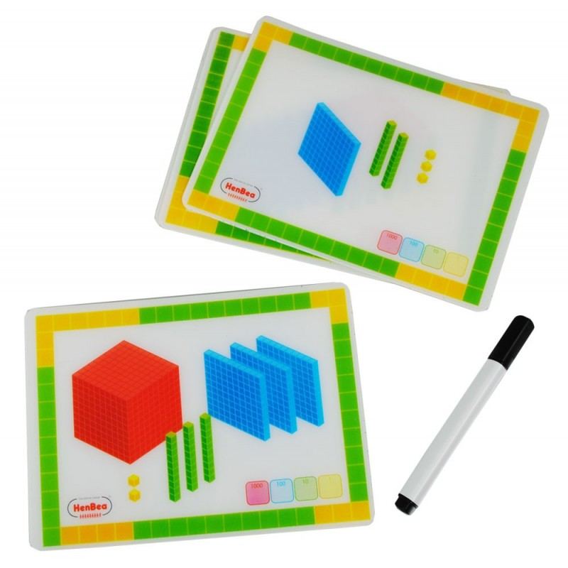 base 10 Activity Cards