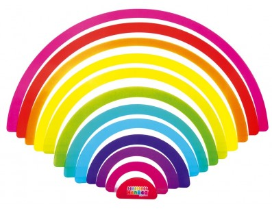 Waldorf Rainbow for light tables