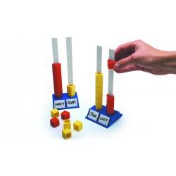 Single Pivot Abacus