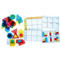 Kit de Actividades de Bloques Lógicos