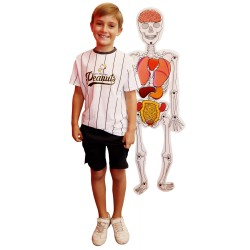 L'homme squelette