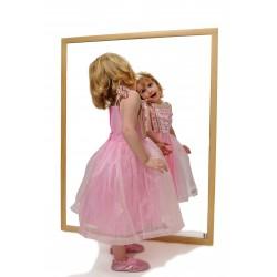 Espejo infantil irrompible